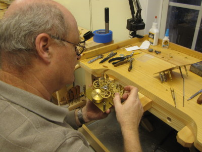 Clock & Watch Repair | Charlottesville VA | All About Time
